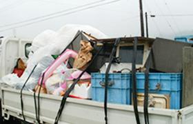 引越しゴミ、不用品回収について