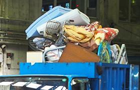 街中で見かける不用品回収業者に処理を依頼しても大丈夫ですか?