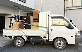 トラック型回収